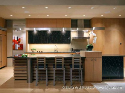 Bjella Architecture - Modern Kitchen Design-5
