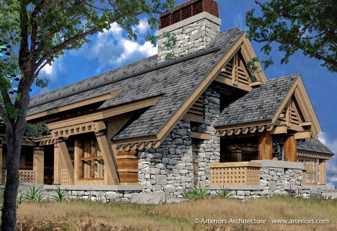 Modern Mountain House Yellowstone Club Montana Arteriors Architects