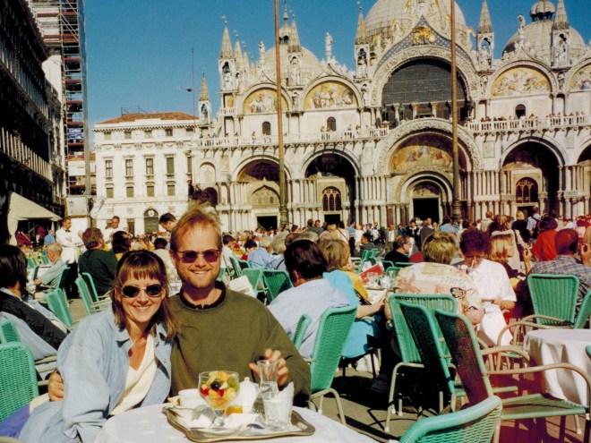 Robyn & Tim Bjella 1997