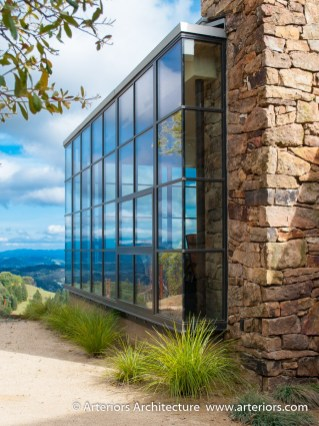 Modern Glass House on Vineyard-6
