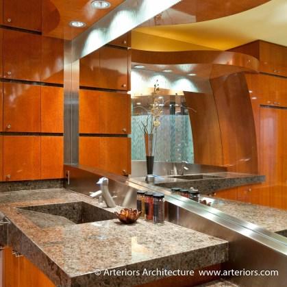 Minnesota Modern Bathroom - Arteriors Architects