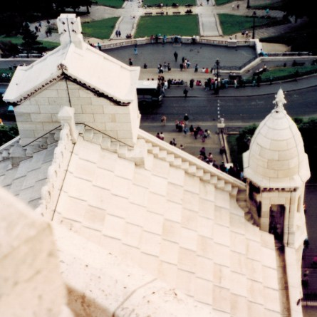 Sacre Coeur Roof-15