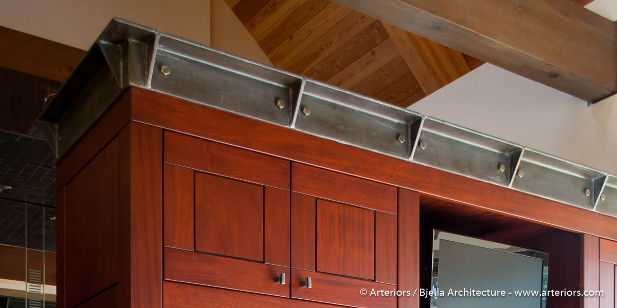 Modern Bathroom Cabinets by Arteriors Architects