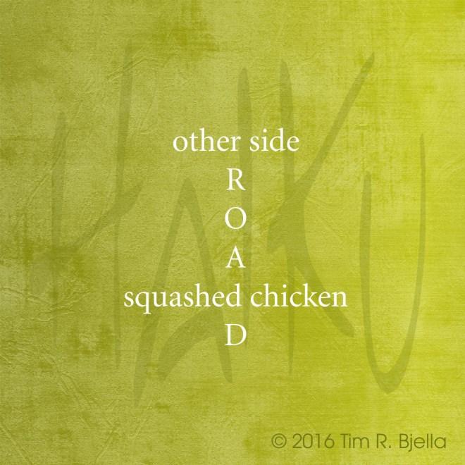 Haiku - Chicken 1
