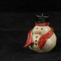 Bjella Snowman Ornament - Dad-22