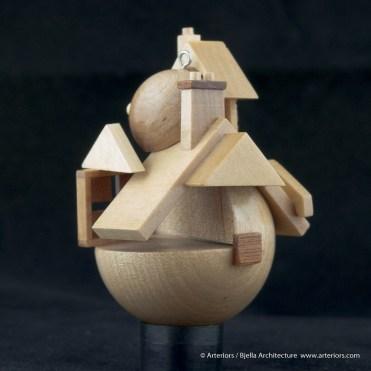 Bjella Snowman Ornament - Day 12 - Tectonic-20