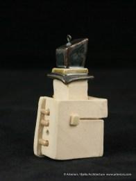 Bjella Snowman Ornament - Day 12 - Tectonic-57