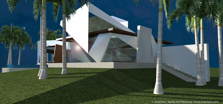 Solution to 'House on an Island – An Architectural Logic Puzzle'