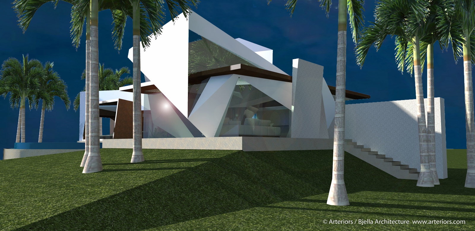 Sculptural Hawaii Island Home by Arteriors Architects-1
