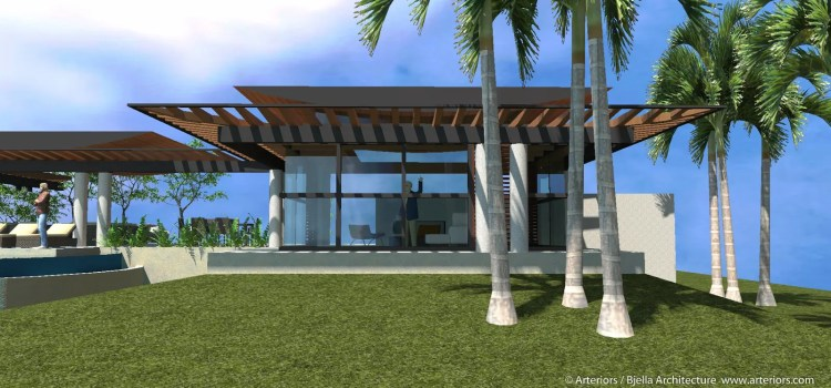 Visualizing a Home Before it's Too Late – An Example, via a Modern Home Plan