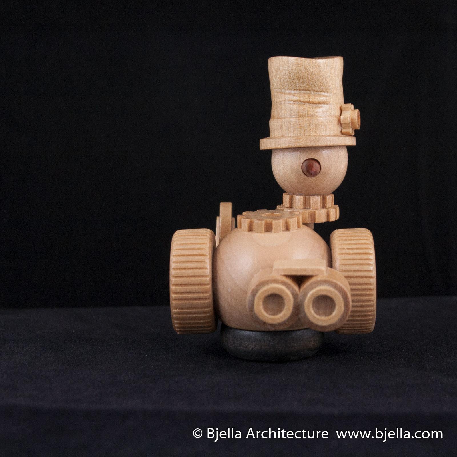 2017 Bjella Snowman Ornament-13
