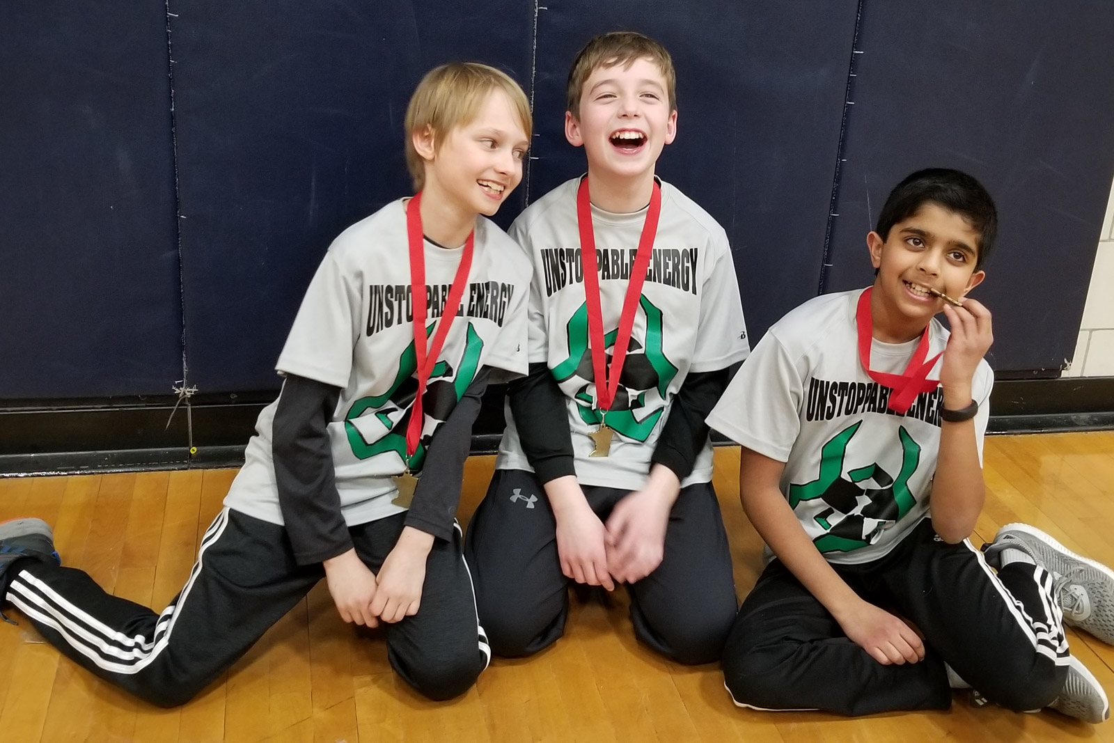 2018 Lego Robotics Competition - Team Unstoppable Energy-2