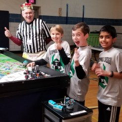 2018 Lego Robotics Competition - Team Unstoppable Energy-6