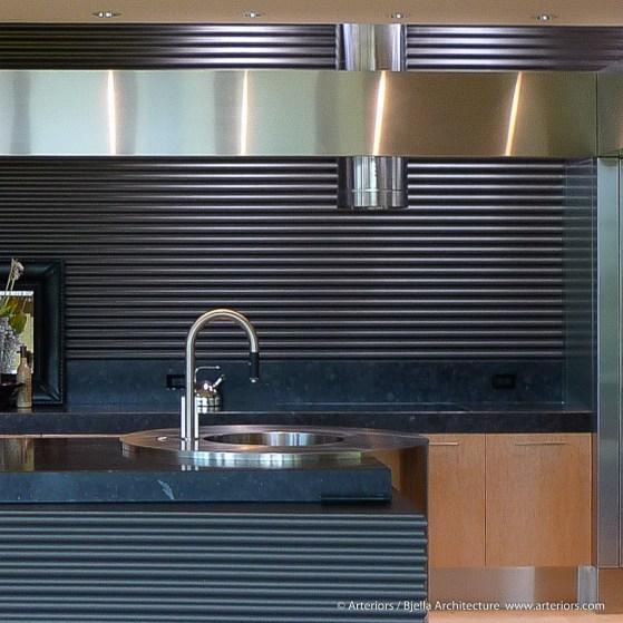 Bjella Designed Kitchen ala James Bond