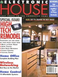Bjella Architects Modern House Magazine-Electronic House