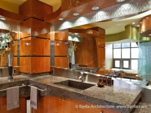 Bjella Architecture - Modern Bathroom Design-1