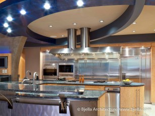 Bjella Architecture - Modern Kitchen Design-2