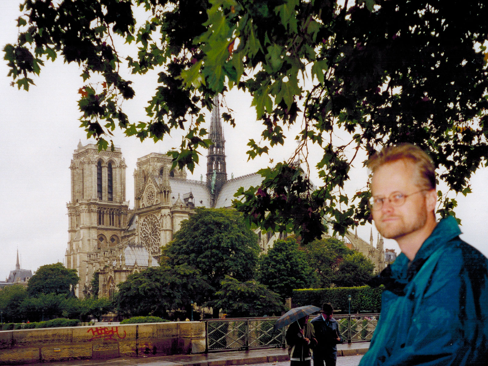 Notre Dame Cathedral - Paris, France-10