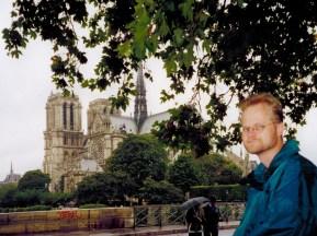 Notre Dame Cathedral - Paris, France-10