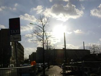 Skyen på himlen over Berlin.Foto: Peter-Clement Woetmann