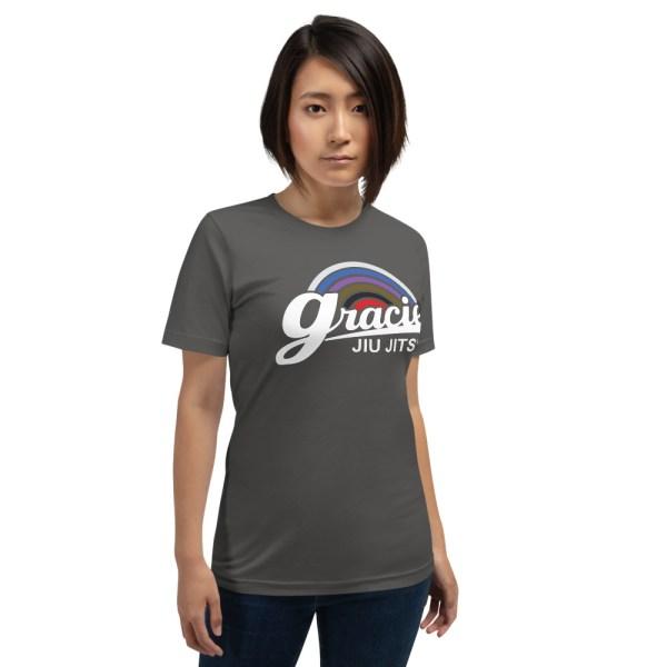 Brazilian Jiu-jitsu Gracie Jiu-Jitsu BJJ women T-Shirt 3