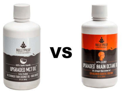 Upgraded MCT vs Upgraded Brain Octane