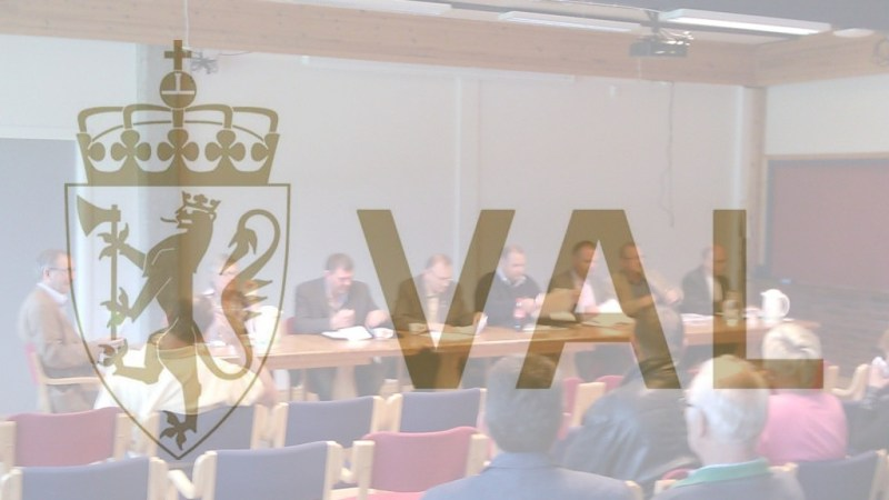 Posisjonane er fordelte i Vindafjord