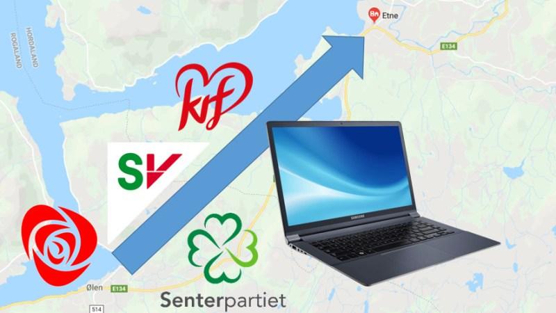 Difor må IKT-ansvaret attende til Vindafjord