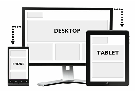 Responsive Featured Image