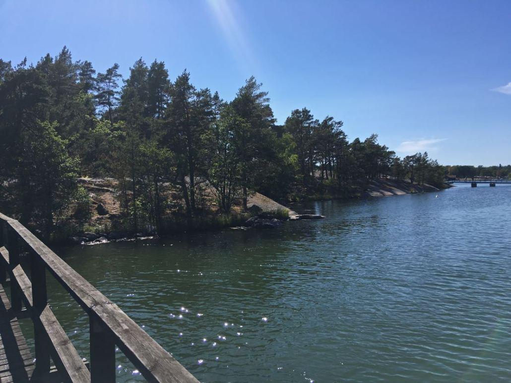 Vacker natur Västervik Resort