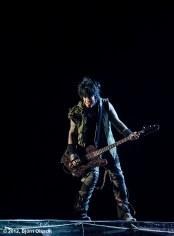 Nikki Sixx, Sweden Rock 2012