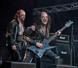 Nifelheim, Sweden Rock Festival 2011