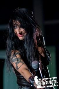 Sister Sin @ Helldorado Rockfest, 2013