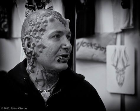 Copenhagen Ink Festival 2012