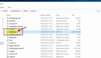 Slipstream Microsoft Windows Updates into WIM Image Using