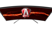 Curved AGON QHD Gaming Monitor