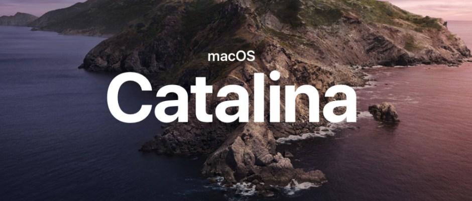 macOS Catalina Beta 1 (19A471t) Release Notes | BTNHD