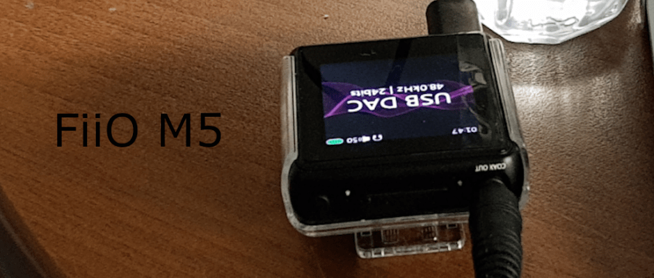 FiiO M5 Review