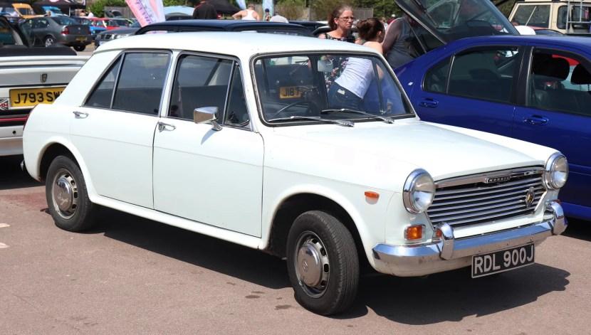 austin dad car childhood