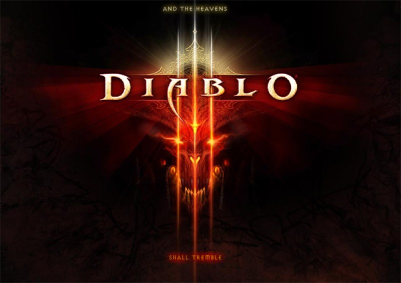 Diablo 3 Gaming Game Scary