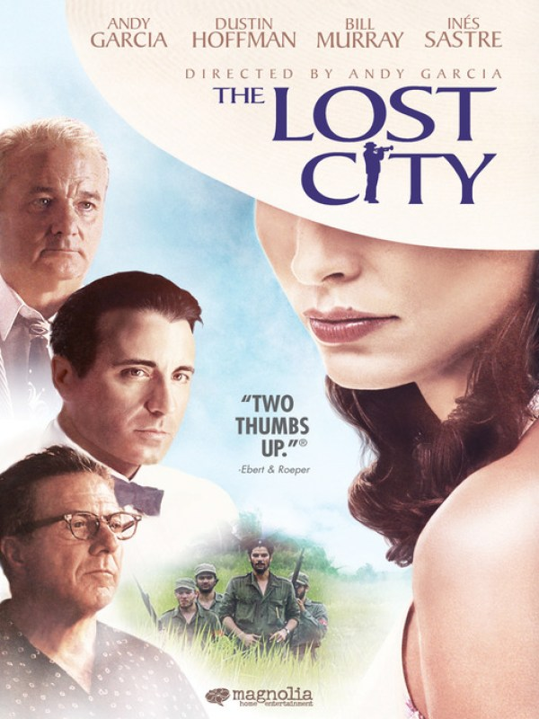 The Lost City Andy Garcia Movie