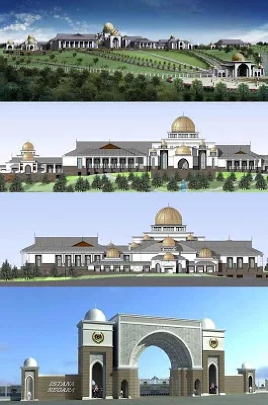 Istana Negara Palace Malaysia