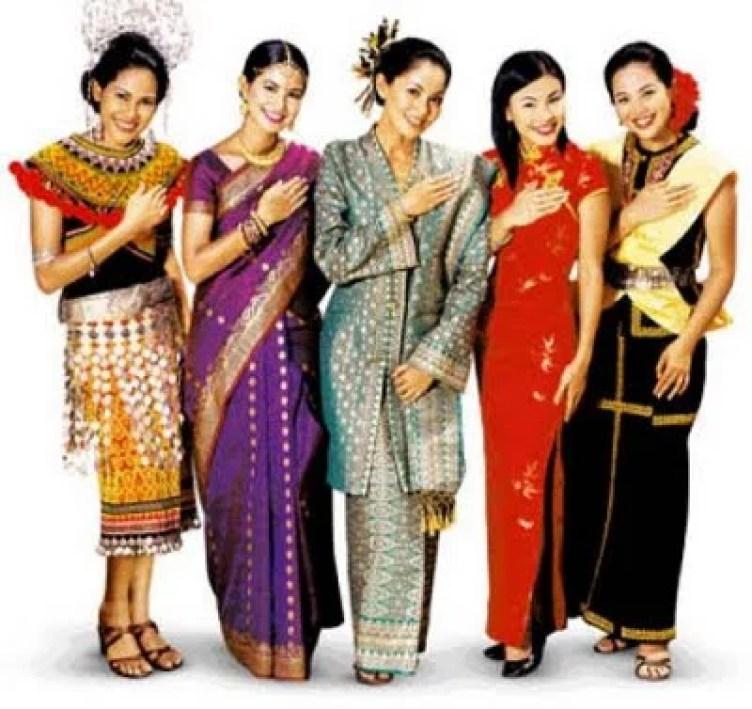 unity malaysia race