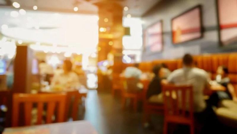 restaurant clean food