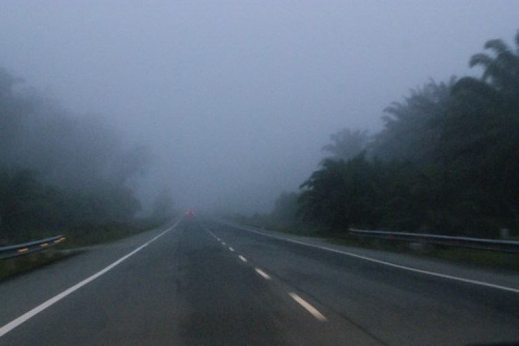 misty road kota bahru