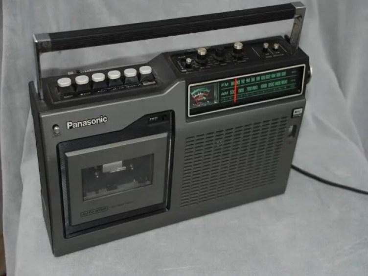 childhood radio