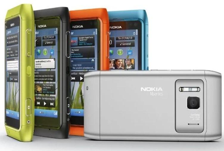 symbian nokia OS n8