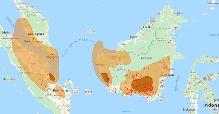 Indonesia Hotspot