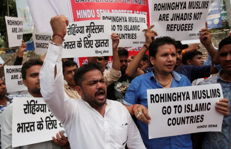 india rohingya