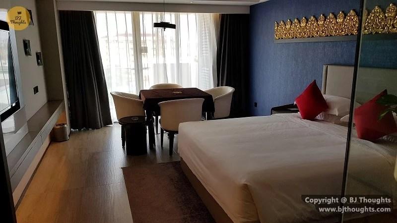 hotel cambodia quarantine